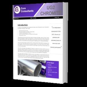 UG2 Chrome Ore Cover