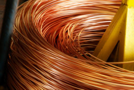 Copper coil