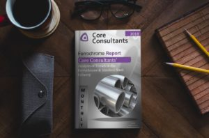 Core Consultants Ferrochrome Report