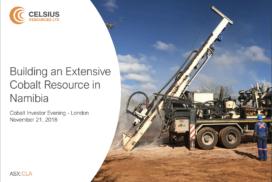 Mining Cobalt in Namibia