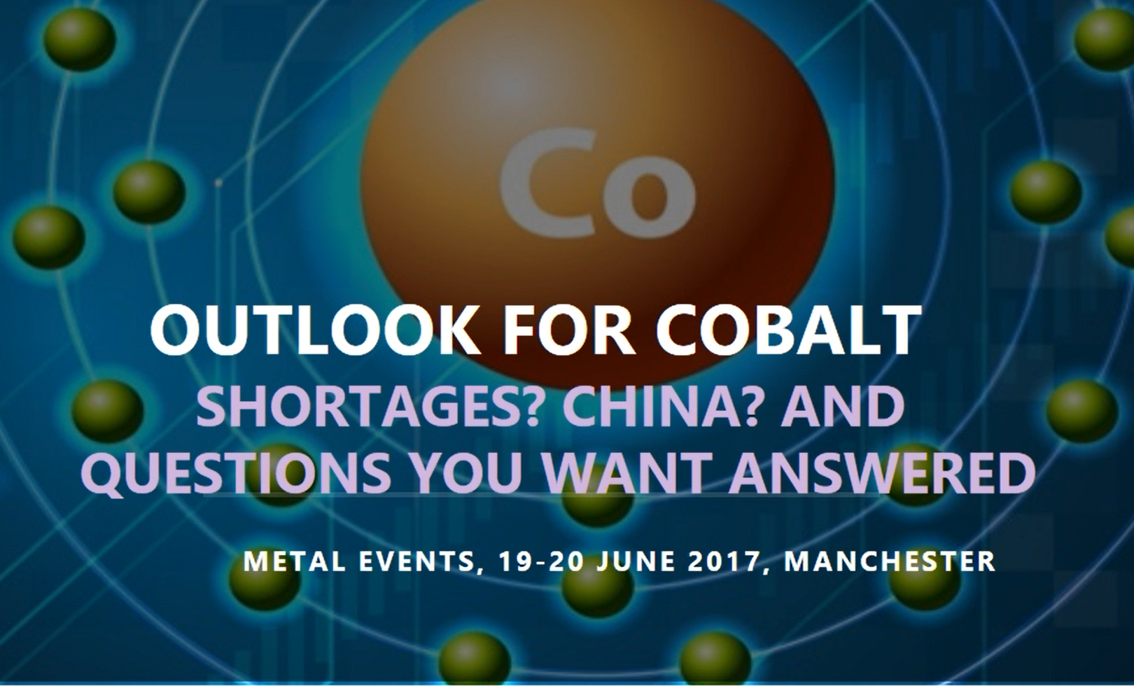 Cover for Cobalt Outlook Metal Events